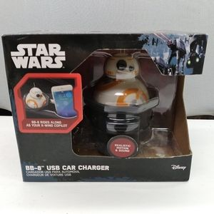 Star wars 8 port USB car charger